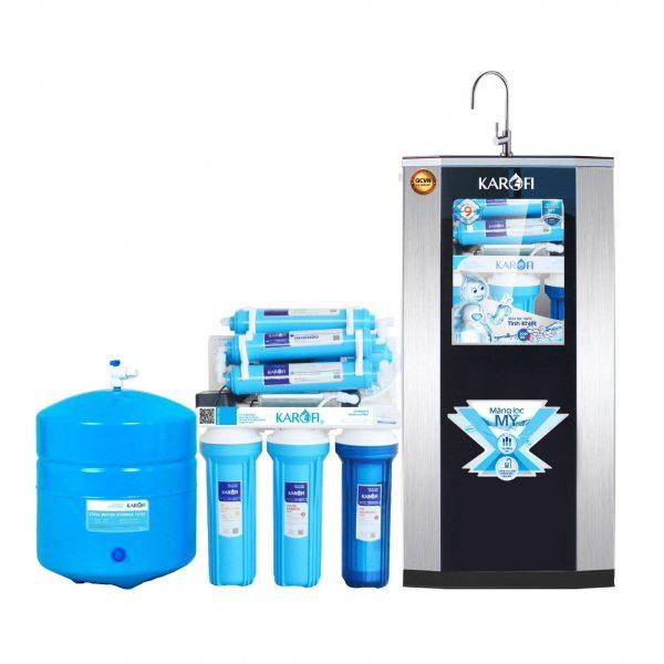 Máy lọc nước RO văn phòng 20l/h có tủ IQ
