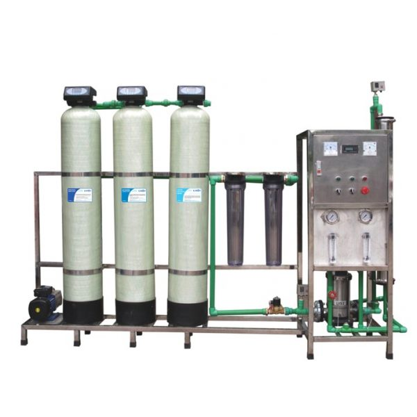 Hệ thống lọc nước công suất 350 l/h