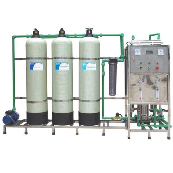 Hệ thống lọc nước công suất 750